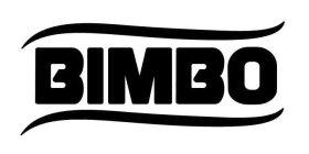 Marca registrada Bimbo en Estados Unidos No. 77855347
