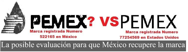 Pemex marca notoriamente conocida